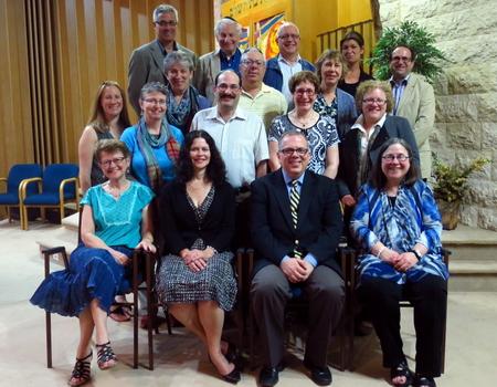 2015/2016 Board of Directors