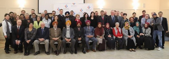 Peel Community Engagement and Dialogue Dinner